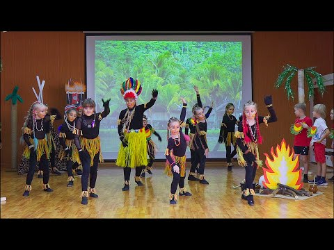 Многоликий мир. 2 классы Папуа - Новая Гвинея и Комбоджа