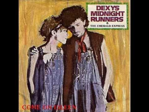 DEXY's MIDNIGHT RUNNERS  come on aileen music video