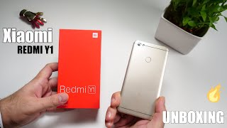 Xiaomi Redmi Y1 Unboxing and Hands On