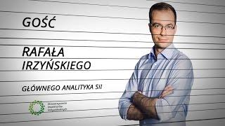 #23 GOŚĆ RAFAŁA IRZYŃSKIEGO: Adam Kiciński, CD Projekt S.A. (08.04.2016), część druga