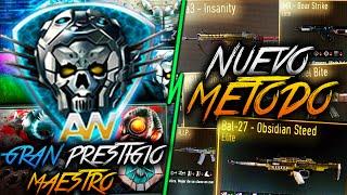 """getlinkyoutube.com-Advanced Warfare """"GRAN PRESTIGIO MAESTRO y MÉTODO PARA CONSEGUIR ARMAS ELITES""""! COD AW INFO"""