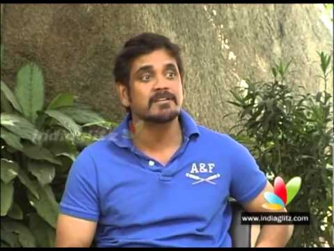 Nagarjuna Talks about Power Star Pawan Kalyan Stamina!!RARE VIDEO