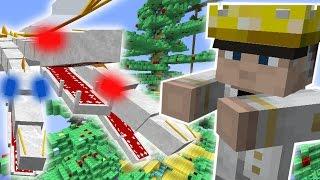 Minecraft: CAPTURE THE KING MISSION - Custom Mod Challenge [S8E12]