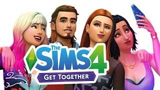 getlinkyoutube.com-The Sims 4 Get Together — Review