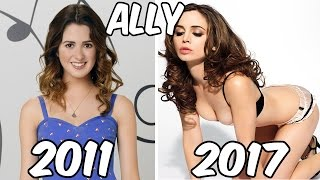 Austin & Ally Before and After 2017