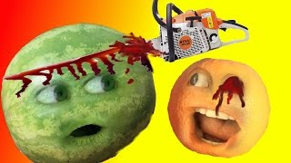 getlinkyoutube.com-Melon Chainsaw Massacre