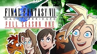 getlinkyoutube.com-Final Fantasy VII: Machinabridged (FF7:MA) – COMPLETE Season 1 - TeamFourStar
