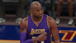 getlinkyoutube.com-NBA 2K16 PS4 Play Now - Kobe vs LeBron! Lakers vs Cavs