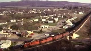 getlinkyoutube.com-Michigan and Ohio Railroads in the late 1970's