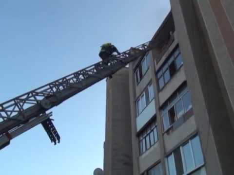 Рятувальники врятували на пожежі дитину