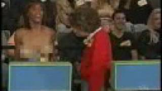 getlinkyoutube.com-Woman flashes her boobs too Bob Barker on the price is right (older show) (Cencored version)