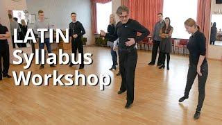 Cha Cha, Rumba, Samba & Jive | Basic Syllabus Workshop