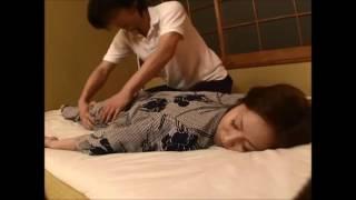 getlinkyoutube.com-女性が旅館でマッサージを頼む!