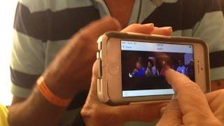 getlinkyoutube.com-UFO Sightings Alien Being Captured On Cell Phone! Leaves Ufologist Stunned! Watch Now!