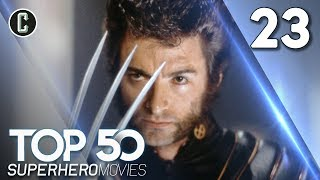Top 50 Superhero Movies: X-Men - #23
