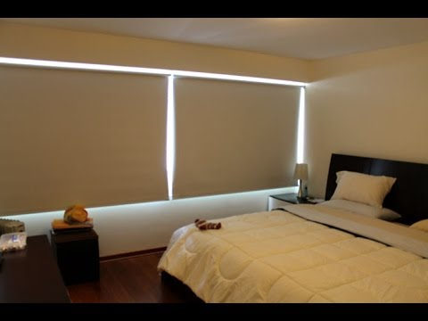 3 Cortinas Modernas para Dormitorios Perú - Cortinas Black Out