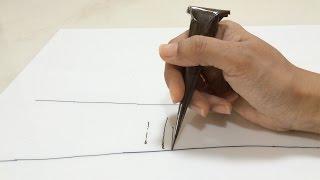 getlinkyoutube.com-Tutorial 6 : How I hold my mehendi cone and some tips and tricks