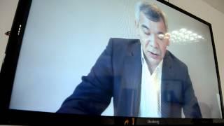 Брат Бергея — Аманжан Рыскали — выступил с видеообращением в суде