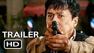 Bleeding Steel Official Trailer #1 (2018) Jackie Chan Sci-Fi Action Movie HD