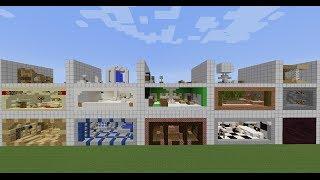 Download video minecraft gro es haus bauen teil 5 - Minecraft inneneinrichtung ...