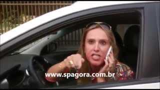 getlinkyoutube.com-Mulher se irrita com abordagem policial e bate boca com PM no Rio de Janeiro