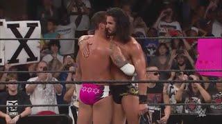getlinkyoutube.com-Seth Rollins & CM Punk vs Cesaro & Kassius Ohno - NXT 10.17.12