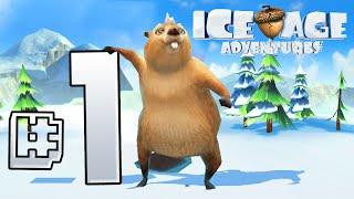 getlinkyoutube.com-Ice Age Adventures - Ep1 - Saving the Beaver!