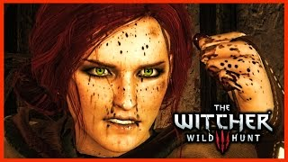 getlinkyoutube.com-The Witcher 3 ► Triss' Fingernails Ripped Out! Let her Suffer the Torture