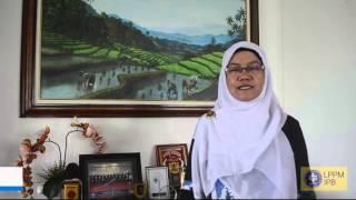 Peneliti IPB - Dr. Ir. Etih Sudamika, M.Si