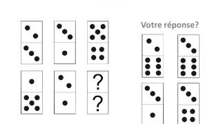 getlinkyoutube.com-Test domino: tests psychotechniques
