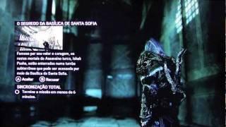 Assassins Creed: Revelations - A Armadura Secreta de Ishak Pasha & PROMOCAO (pt BR)