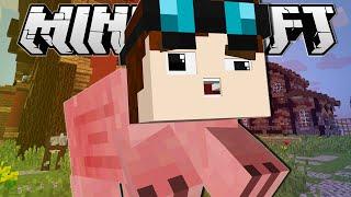 getlinkyoutube.com-Minecraft | CRAZY ANIMALS!! | Farm Hunt Minigame