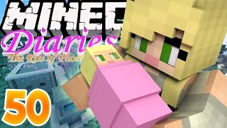 getlinkyoutube.com-Molly's Secret  | Minecraft Diaries [S1: Ep.50 Roleplay Survival Adventure!]
