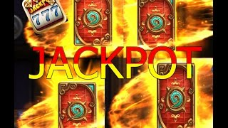 getlinkyoutube.com-First opening of 15 Hearthstone packs - Hitting the JACKPOT