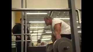 Jay Cutler: Brutal Workout 1/3
