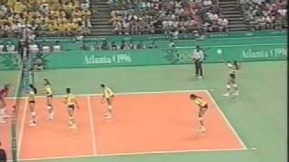 getlinkyoutube.com-BRONZE MEDAL ATLANTA 96  -- BRAZIL 3 X 2 RUSSIA