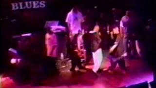 LIVE FOOTAGE: 2pac .- Troublesome House of blues uncut intro