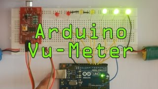 getlinkyoutube.com-Vu Meter using Arduino UNO