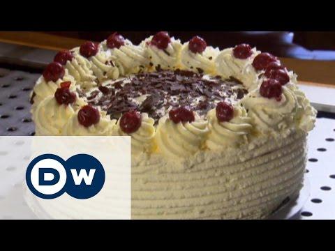 """Шварцвальдский вишневый торт - сладкий соблазн из """"Черного леса"""""""
