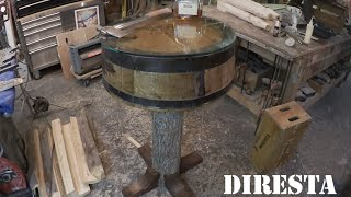 getlinkyoutube.com-✔ DiResta Barrel Table