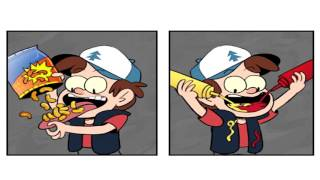 getlinkyoutube.com-Gravity Falls Comic en Español (Bipper)