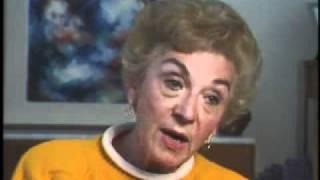 getlinkyoutube.com-Jewish Survivor Celina Biniaz Testimony