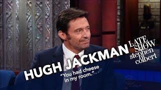 Hugh Jackman's Three-Month Prep For A Shirtless Scene