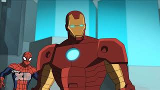 getlinkyoutube.com-Ultimate Spider-Man - The Iron Octopus