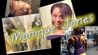 getlinkyoutube.com-Monique Jones - Amazing huge muscle female