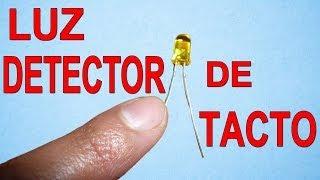 getlinkyoutube.com-Cómo Hacer Un Detector De Tacto (fácil de hacer)