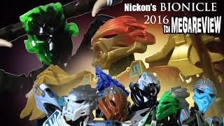 getlinkyoutube.com-Nickon's Bionicle 2016 Toa Megareview (plus Umarak and other things)