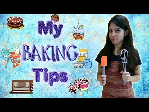My Baking Tips | Kitchen Time with Neha