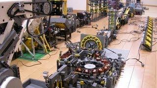 getlinkyoutube.com-LEGO Great Ball Contraption (GBC) Layout 2012.9