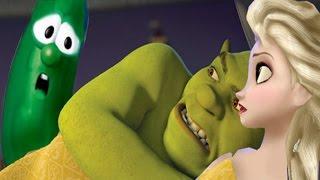 getlinkyoutube.com-Shrek Forest Simulator - รับกลิ่นจากตูด